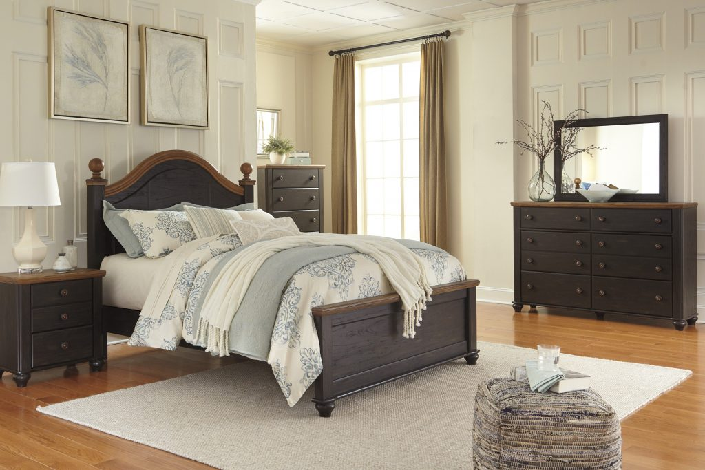 Ashley Maxington Queen Bedroom Set Dream Rooms Furniture