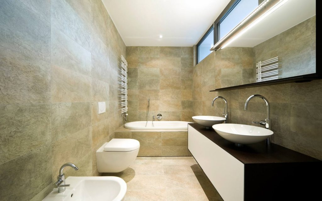 Bathroom Installation Luxury Portfolio