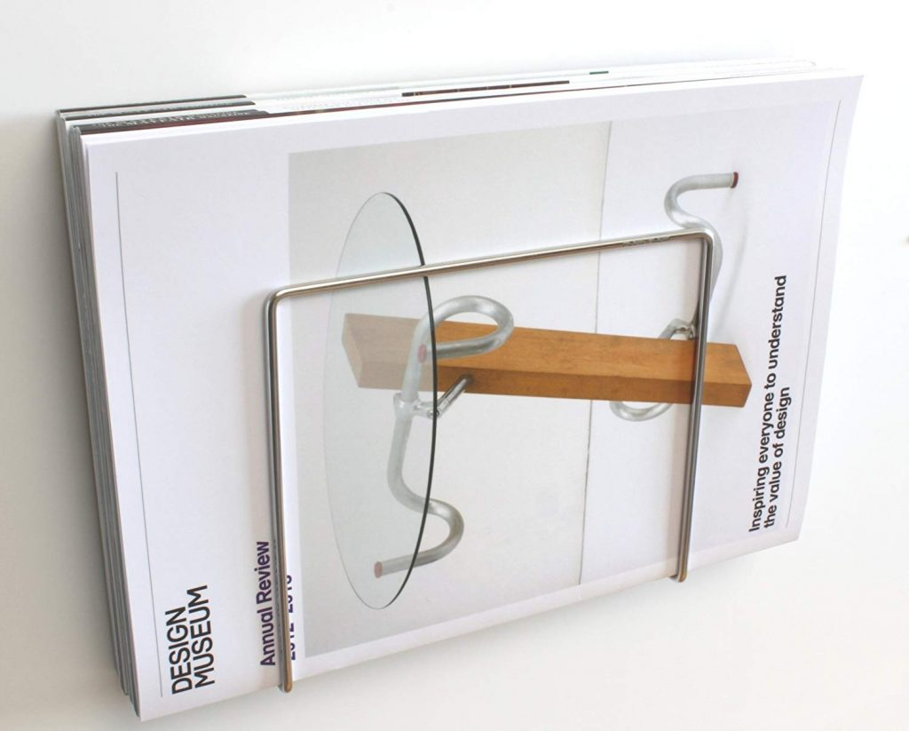 Bathroom Magazine Holder Spirit Decoration