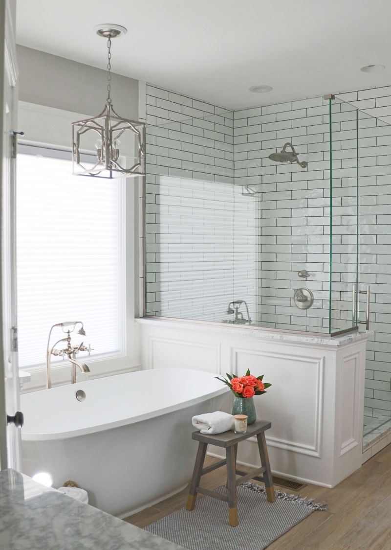 Bathroom Remodel Reveal Bath Pinterest Bath Master Bathrooms