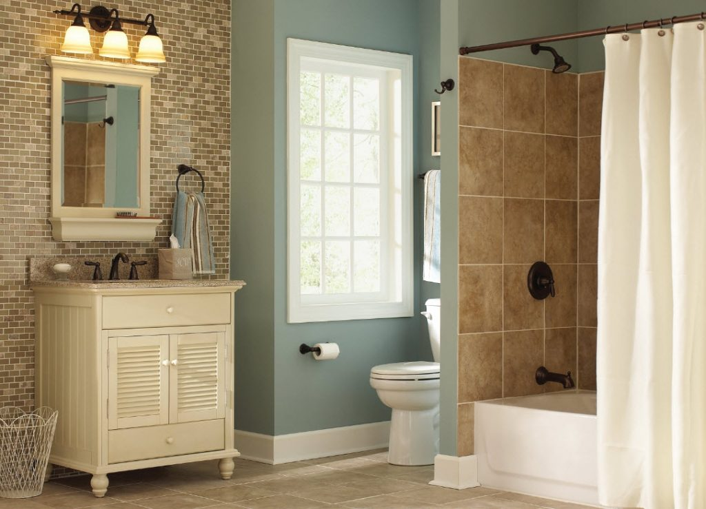 Bathroom Remodeling At The Home Depot
