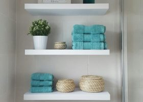 Bathroom Decor For Shelves