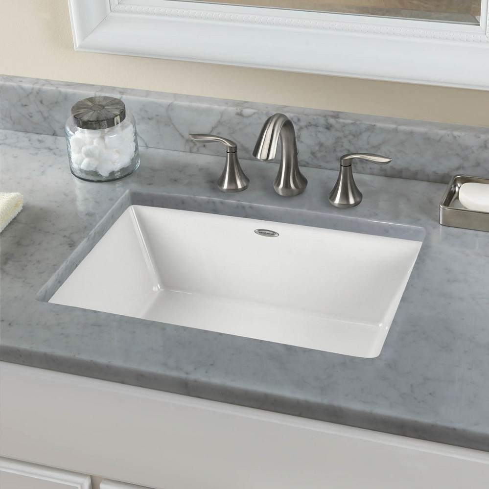 Bathroom Undermount Sinks Best Choice Bathroom Rectangular Wall