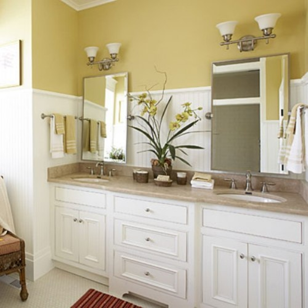 Bathroom Vanities Decorating Ideas Master Bathroom Vanity Decorating Layjao