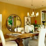 Beautiful Formal Guest Dining Room Decorating Ideas With The