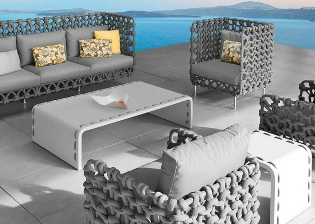 Beautiful Grey Patio Furniture Fashionable Grey Patio Furniture