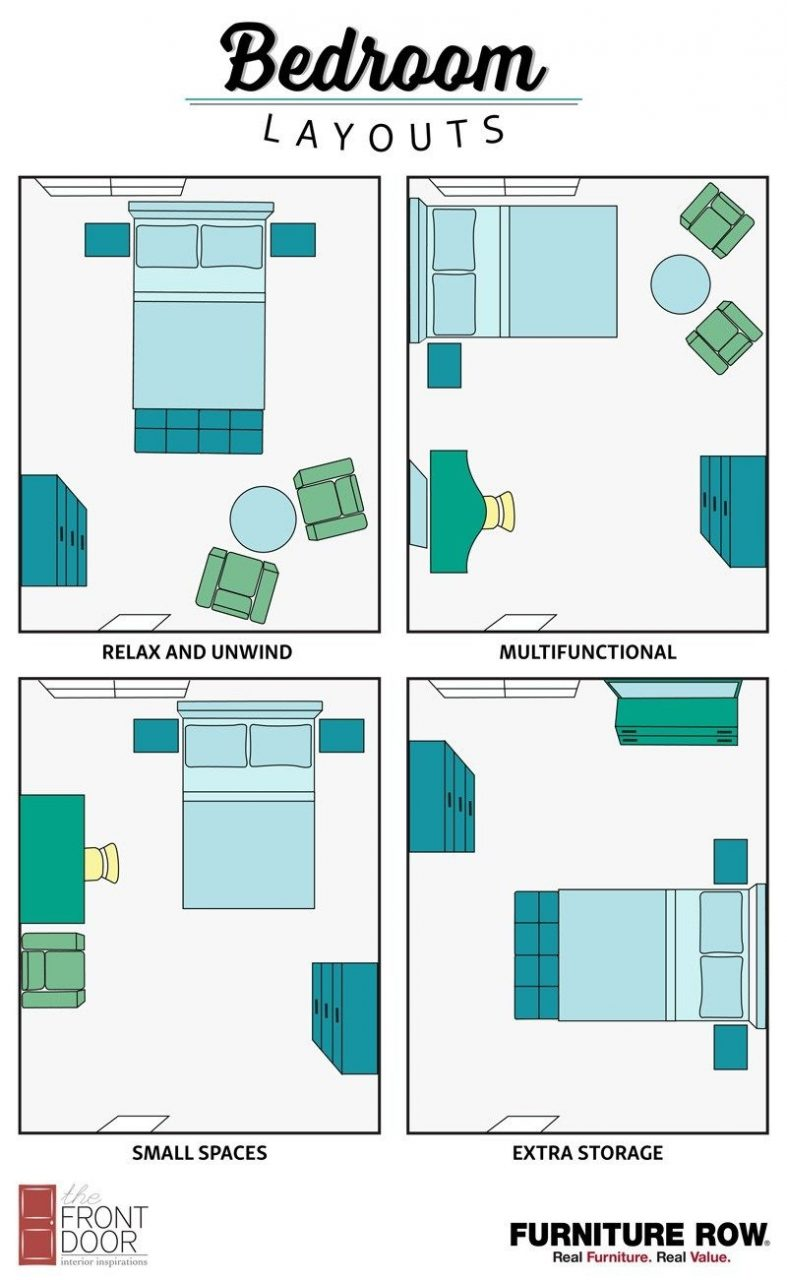 Bedroom Layout Guide In 2018 Home Inspiration Pinterest
