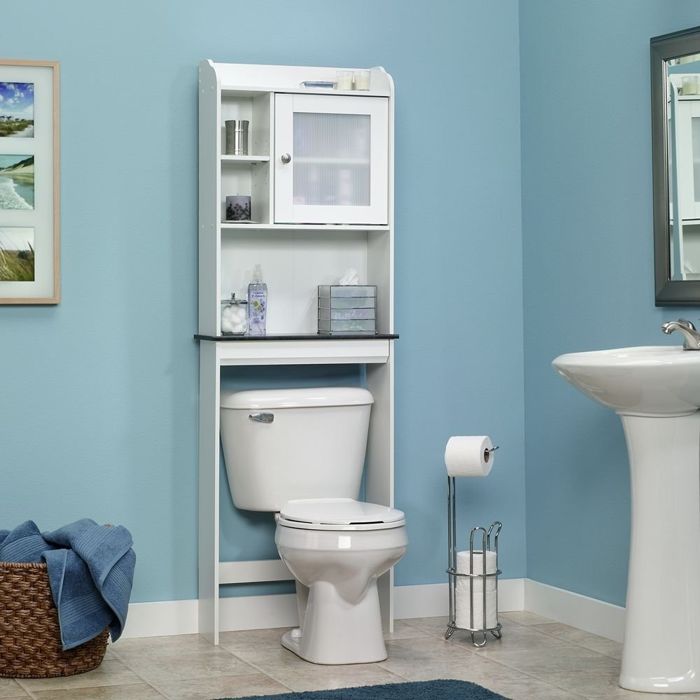 Best Bathroom Space Saver Over The Toilet Storage Racks Reviews