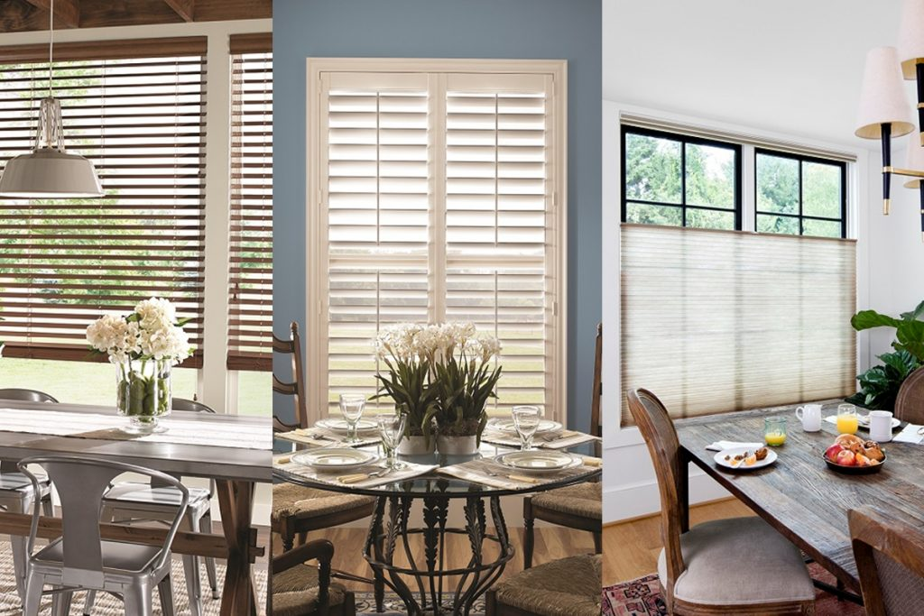 Best Blinds And Shades For Dining Rooms Eat In Kitchens Ndb Blog