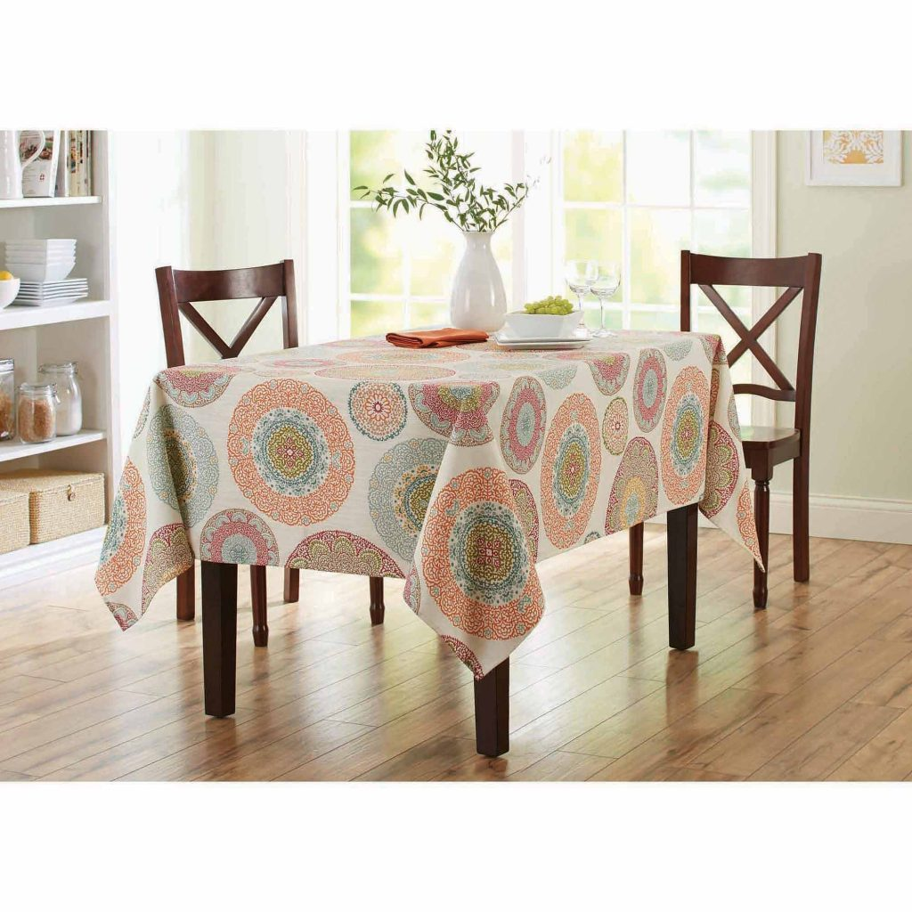 Better Homes And Gardens Lace Medallion Tablecloth Available In
