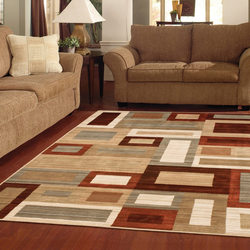 Better Homes Gardens Franklin Squares Area Rug Or Runner Walmart