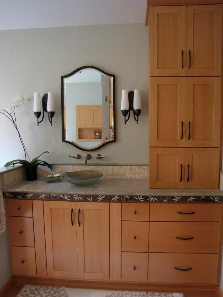 Brilliant Idea Bathroom Vanity Cabinet Sets Cabinets Strikingly