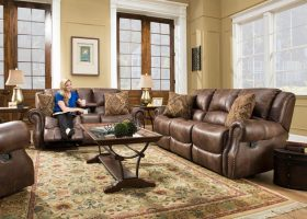 Living Room Reclining Sets