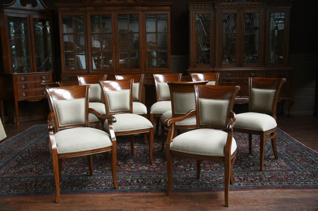Chair Upholstered Dining Table Cream And Wood Dining Chairs