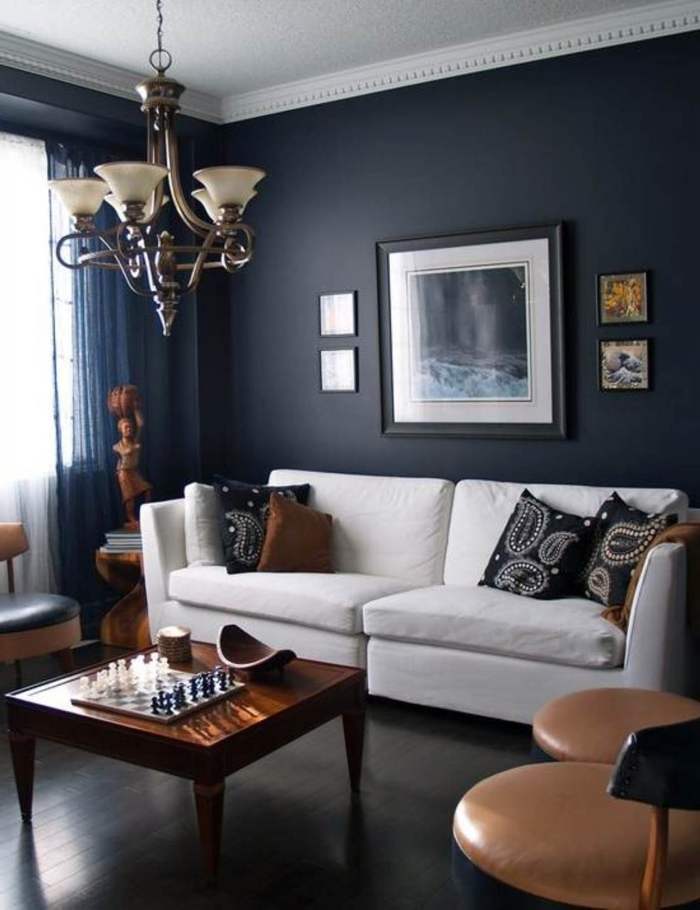 Charming Ideas Apartment Living Room Decorating Ideas Pictures
