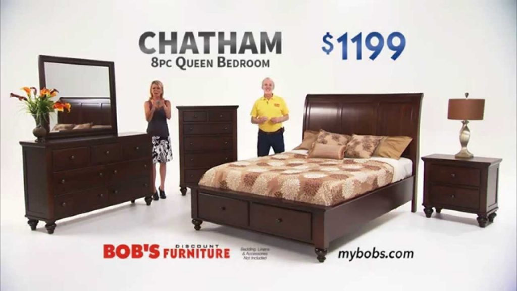 Chatham Queen Bedroom Set Bobs Discount Furniture Youtube