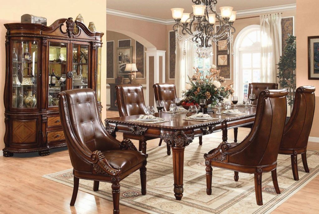 Cherry Wood Dining Room Chairs New Cherry Wood Dining Table And