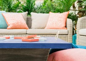 Outdoor Furniture Cushion Cleaner