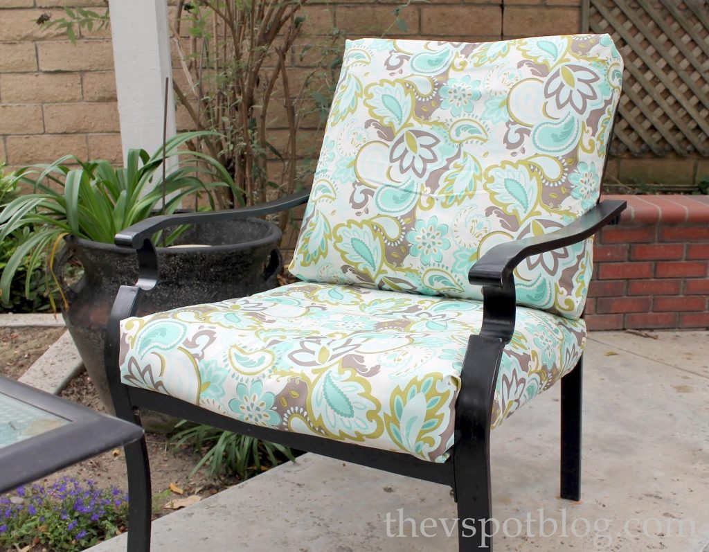 Cleaning Outdoor Furniture Fabric Modern Patio Cushions With 2 And