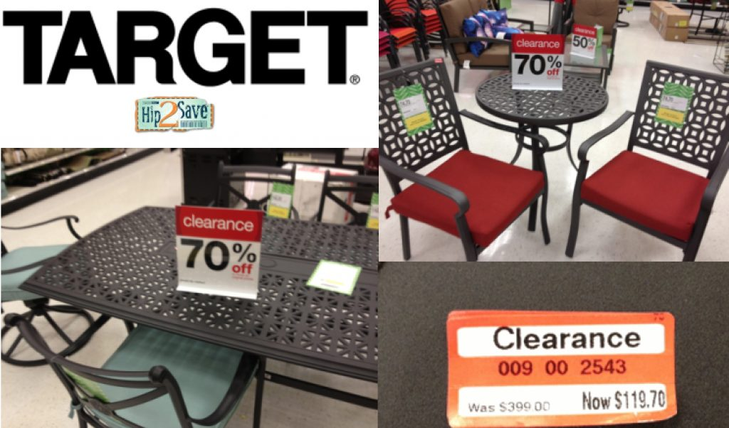 Clearance Patio Furniture Set Outdoor Canada Target 2016