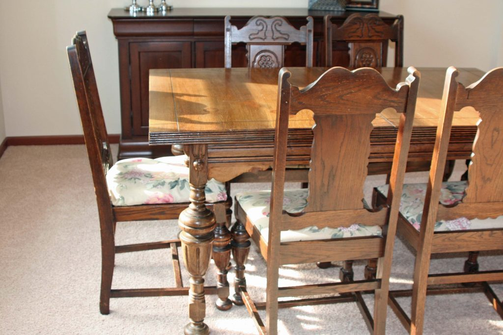 Collection Of Solutions Used Dining Room Chairs For Used Kitchen