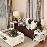 Living Room Ideas Brown Couch