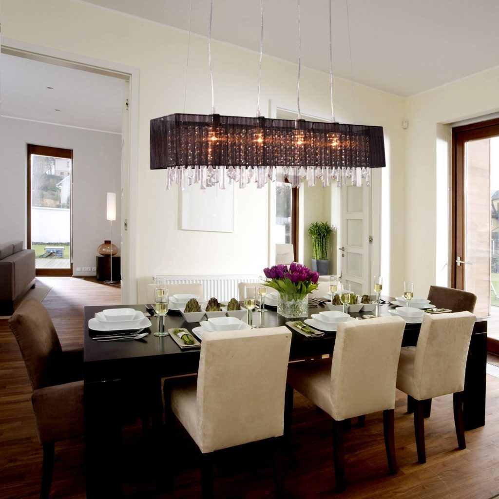 Contemporary Pendant Lighting For Dining Room All Contemporary