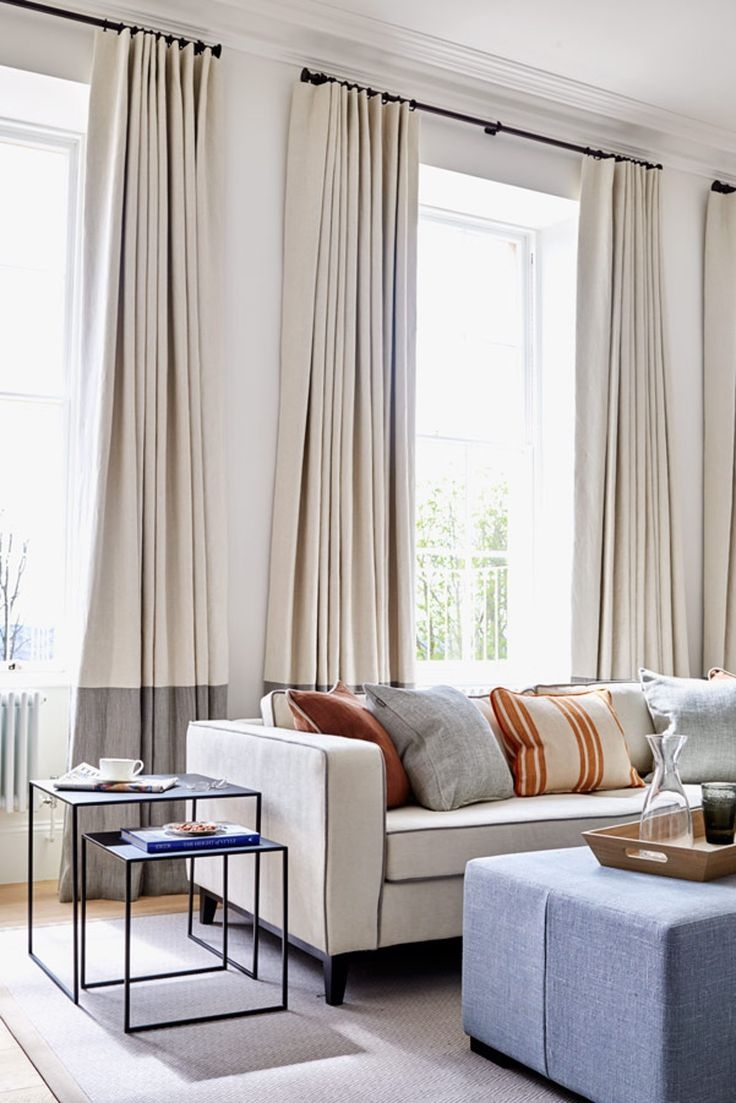 Cool Living Room Curtains Living Room