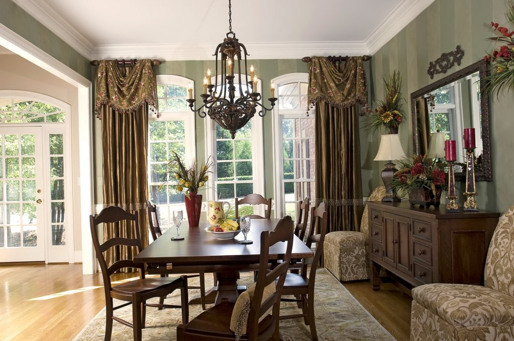 Curtain Dining Room Curtain Ideas Trendy Curtain Ideas Living