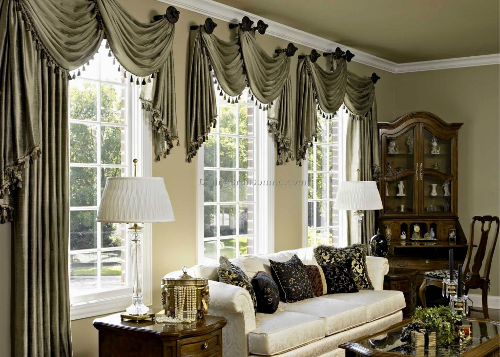 Curtains For Dining Room Windows 2 Doherty Living Room X How To
