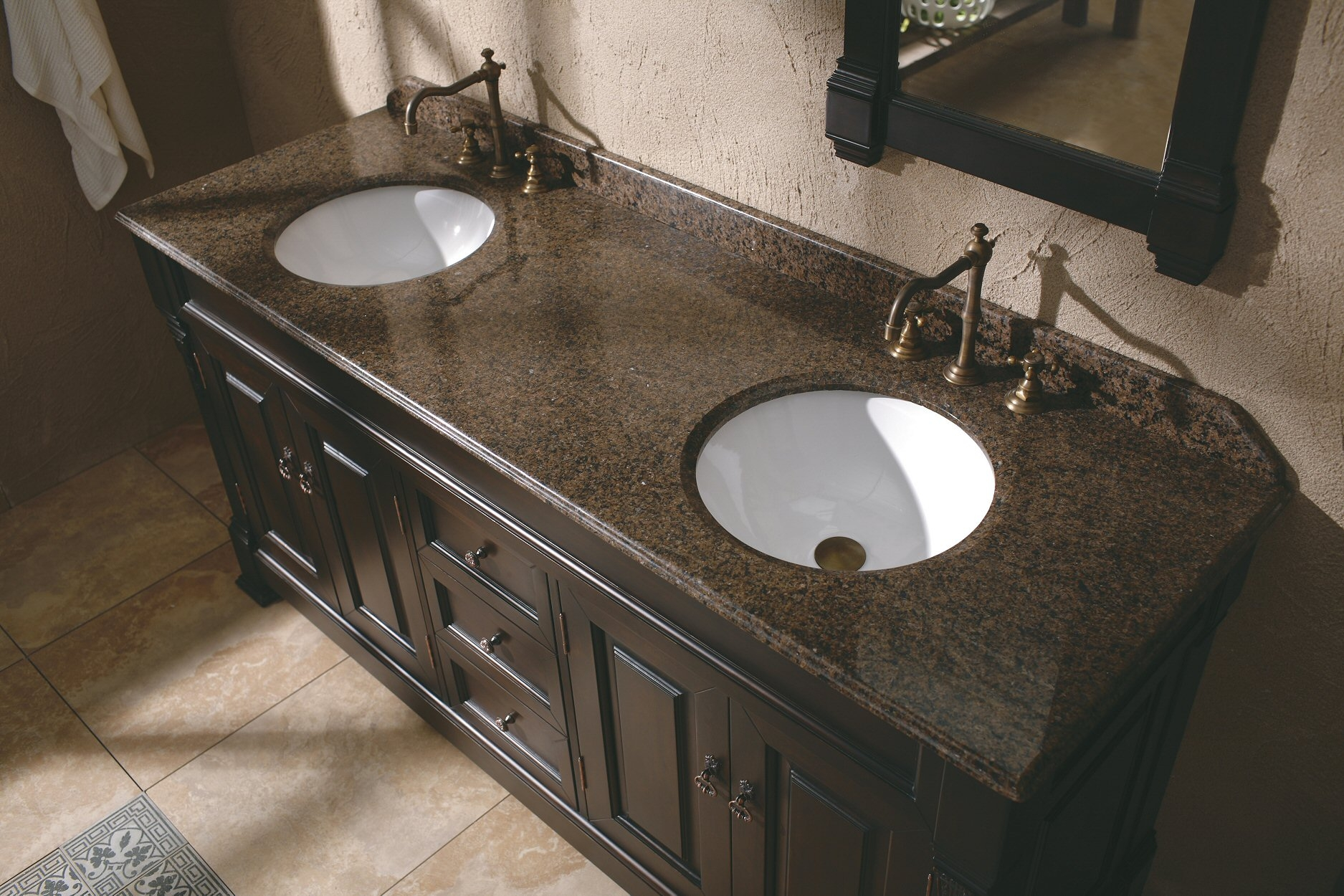 Custom Handcrafted Bathroom Vanities Cabinets For Lowest ...