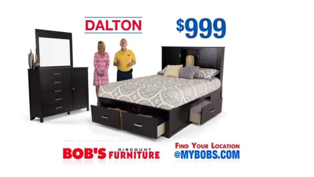 Dalton Bedroom Sets 999 Bobs Discount Furniture Youtube