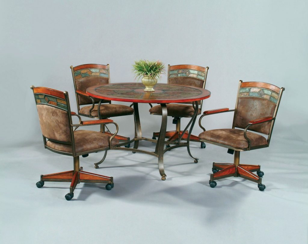 Dining Chairs Casters