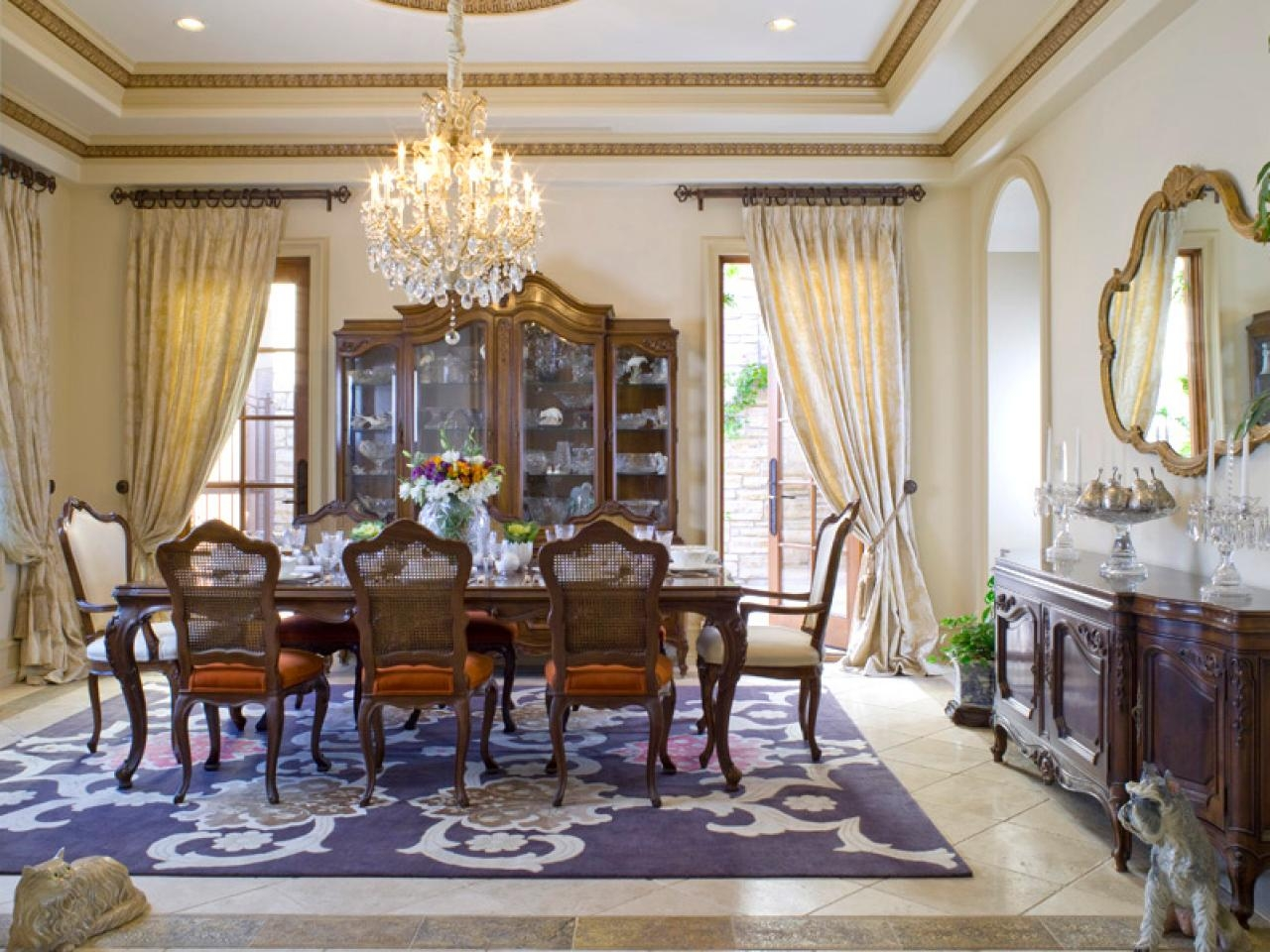Dining Room Curtain Ideas Trends Today Curtain Ideas For Living Room Layjao