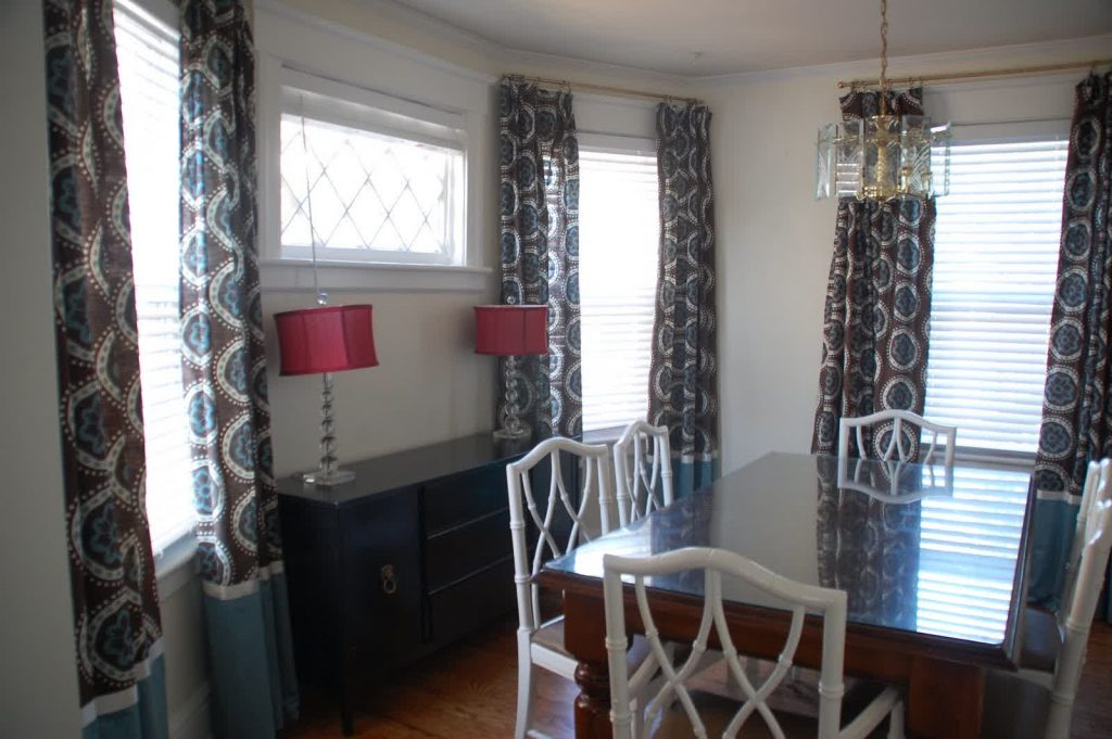 Dining Room Curtain Ideas Trends Today Zachary Horne Homes