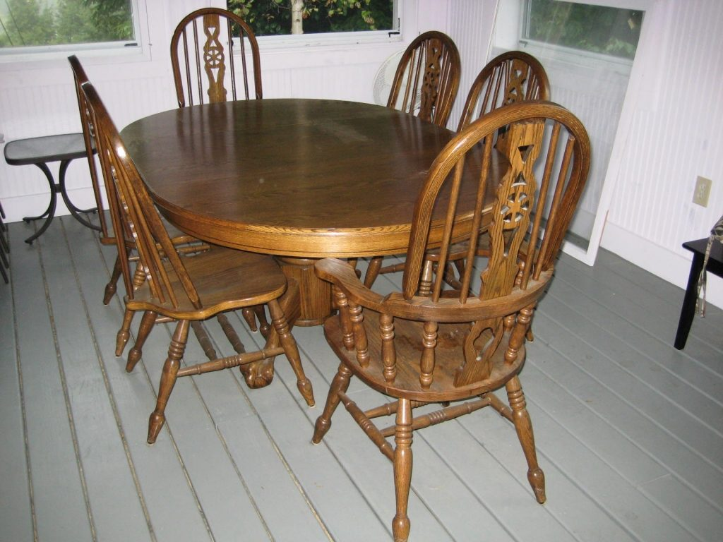 Dining Room Oak Dining Room Sets Awesome Dining Table Used Oak