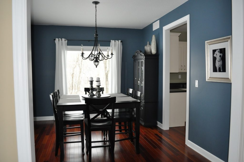 Dining Room Paint Colors For Building Atmosphere Dreamehome
