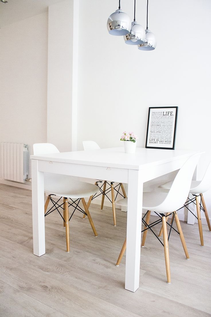 Dining Room Popular Design White Dining Room Tables Mid Century