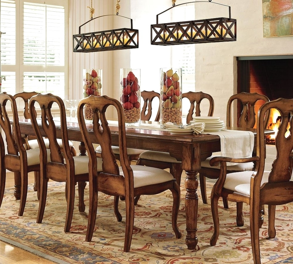 Dining Room Sets Pottery Barn Alliancemv Com With Set And Glamorous