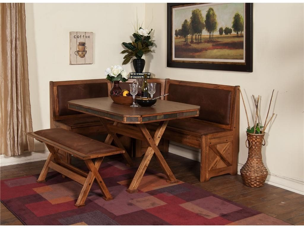 Dining Room Table With Bench Seat Homesfeed