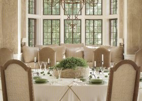 Dining Room Window Ideas