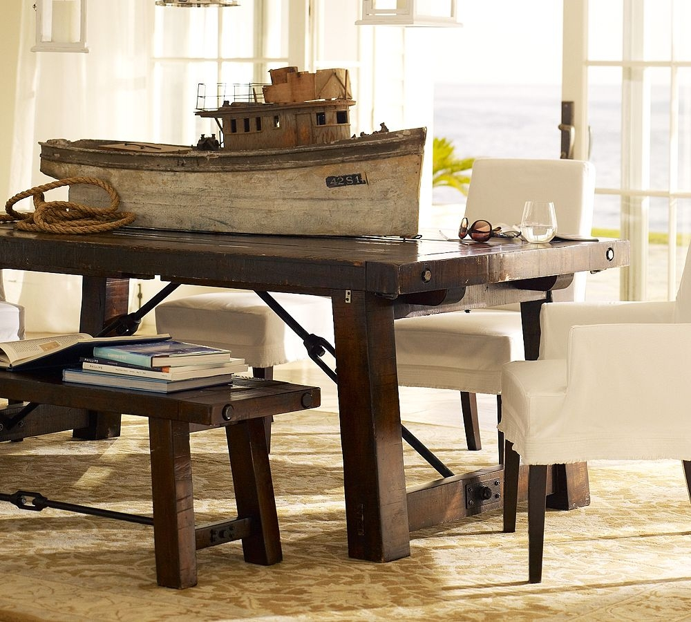 Dining Table Pottery Barn Wright Dining Table