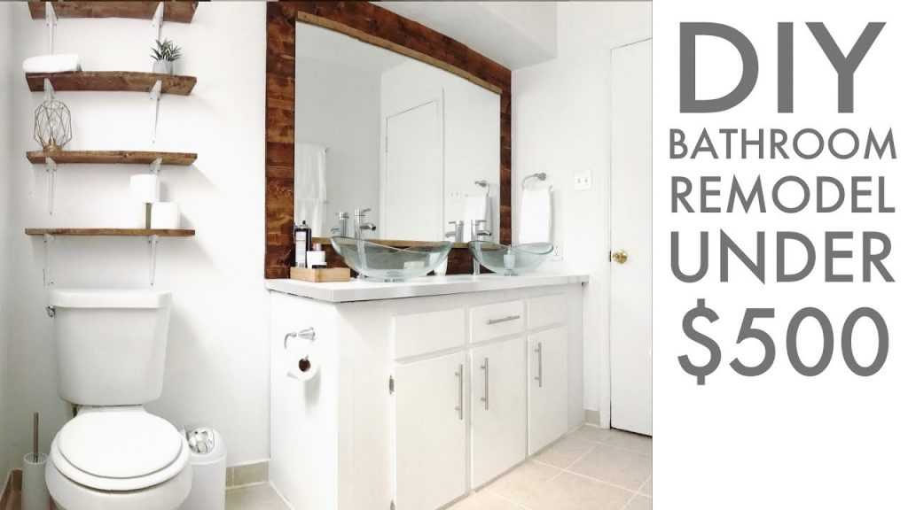 Diy Bathroom Remodel Books Add Diy Bathroom Renovation Blog Add Diy