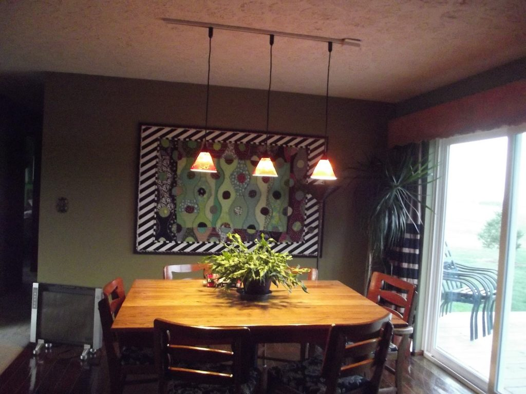 Elegant And Gorgeous Dining Room Pendant Lighting Fixtures With