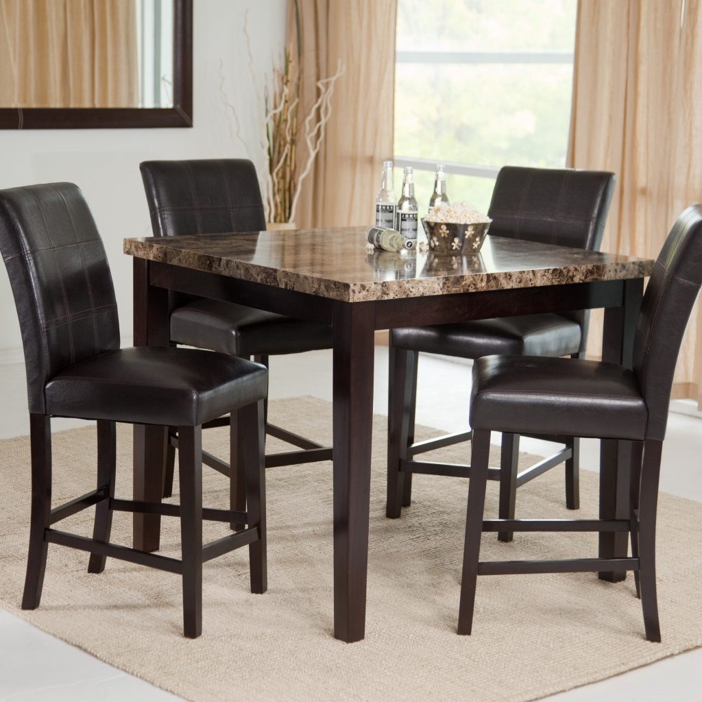 Enchanting Charming Design 5 Piece Dining Table Set Under 200 From