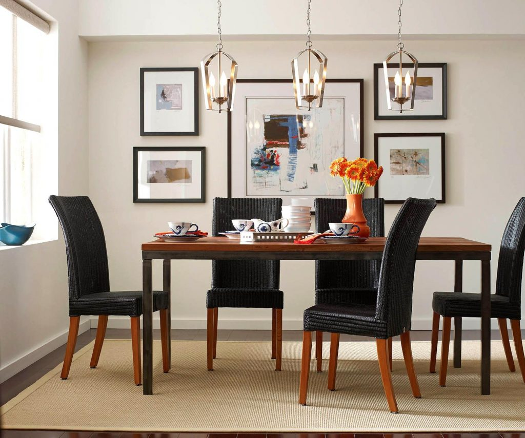 Enjoyable Pendant Lights Dining Room Hanging Delier Dining Room