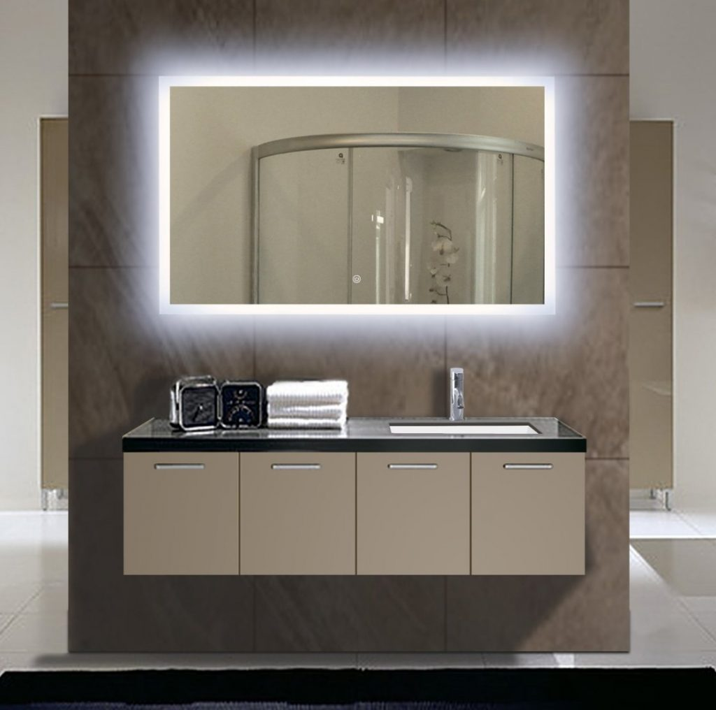 European Contemporary Stainless Steel Bathroom Vanities