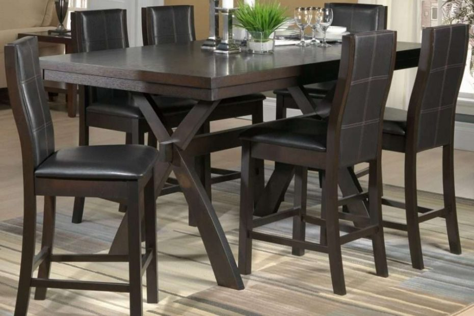 Extraordinary Inspiration Pub Style Dining Room Set Kitchen Table