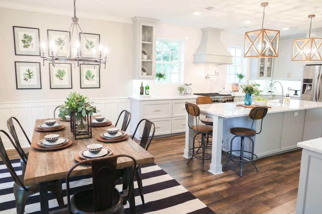 Fixer Upper Interior Pinterest Kitchens Dining Area And