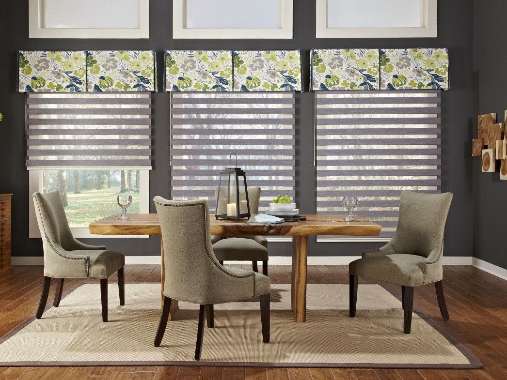 Formal Dining Room Window Treatments Dining Room Window Treatments Layjao
